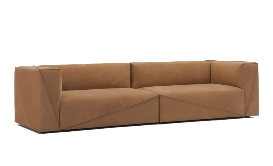 御邸 進口家具 FENDI CASA Diagonal sofa