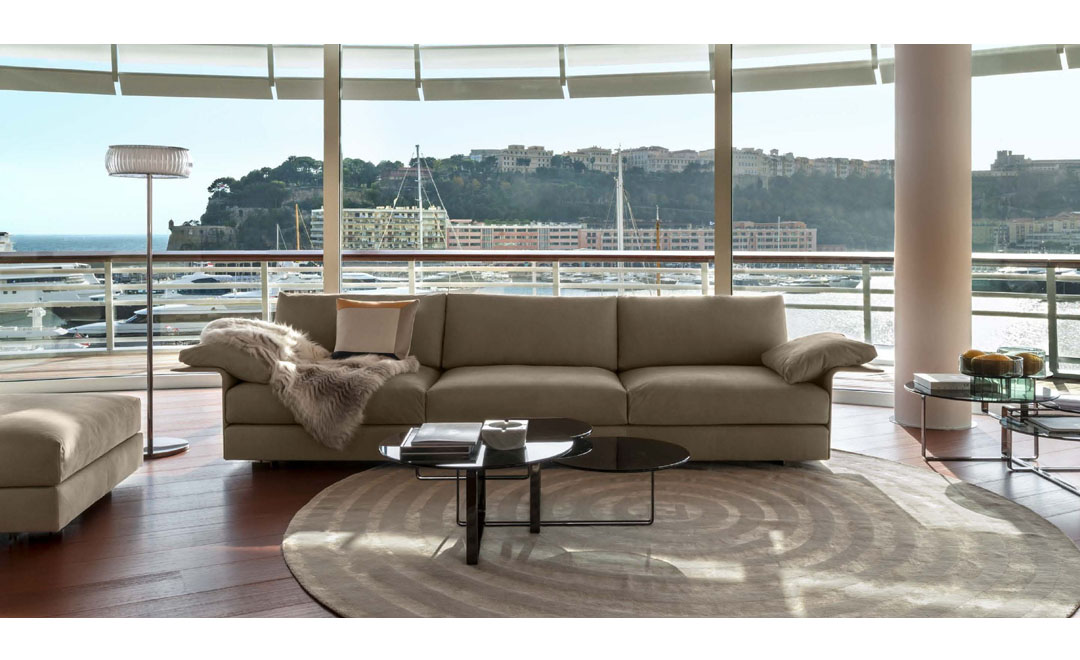 御邸 進口家具 FENDI CASA Hampton sofa