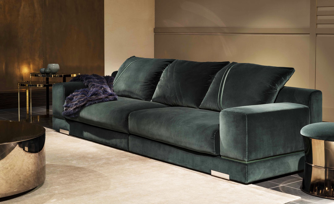 御邸 精品家具 FENDI CASA Madison sofa
