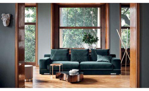 御邸 精品家具 FENDI CASA Madison sofa