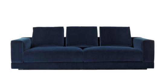 御邸進口家具 FENDI CASA Sloane sofa-01