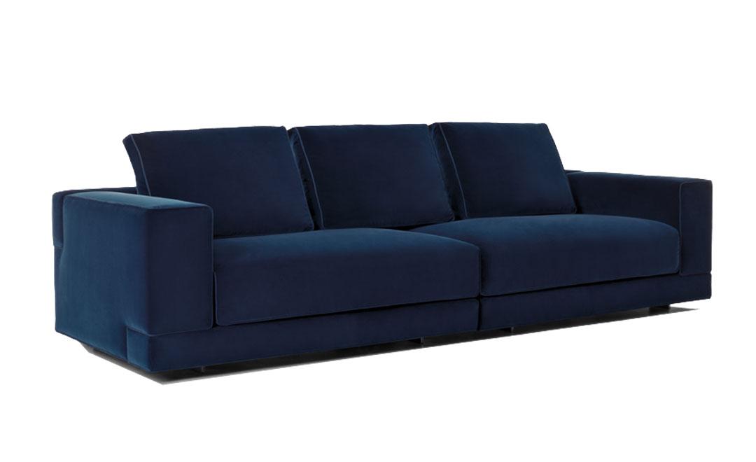 御邸進口家具 FENDI CASA Sloane sofa-02
