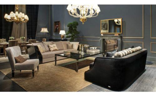 義大利家具 HERITAGE Oasi sofa