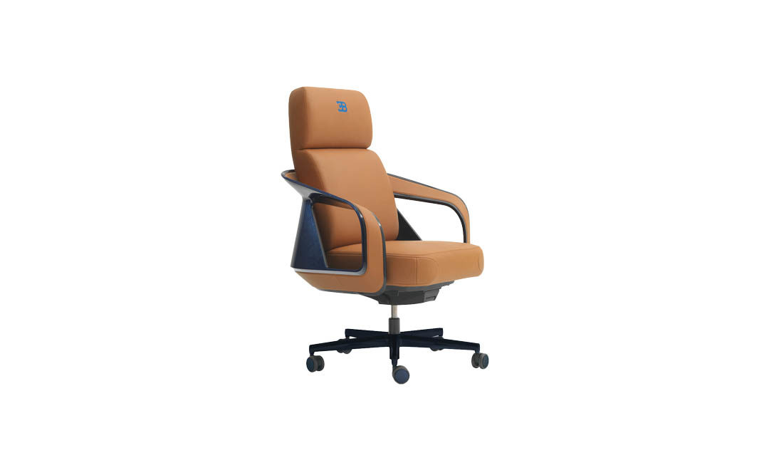 超跑家具 BUGATTI HOME Ettore high conference chair
