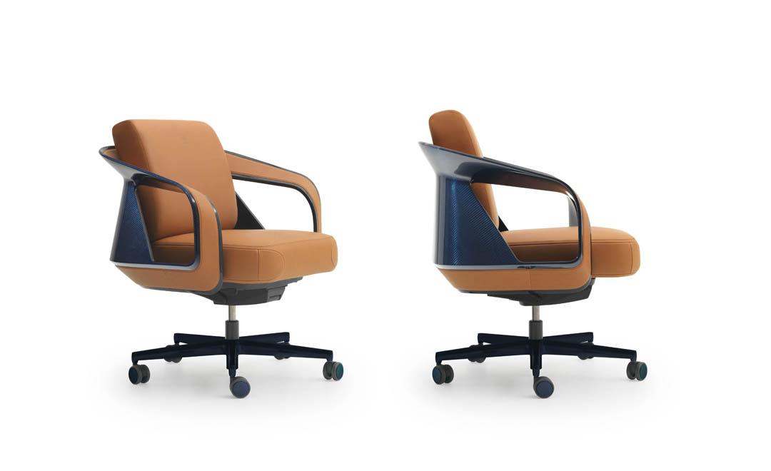 超跑家具 BUGATTI HOME Ettore low conference chair