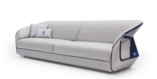 御邸歐洲進口家具 BUGATTI HOME Royale sofa