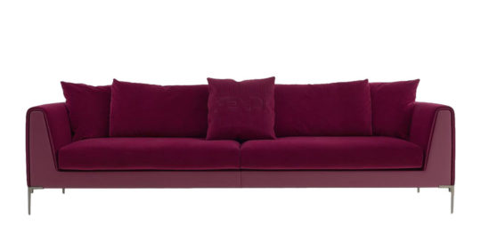 御邸進口家御具 FENDI CASA Myhome sofa-01