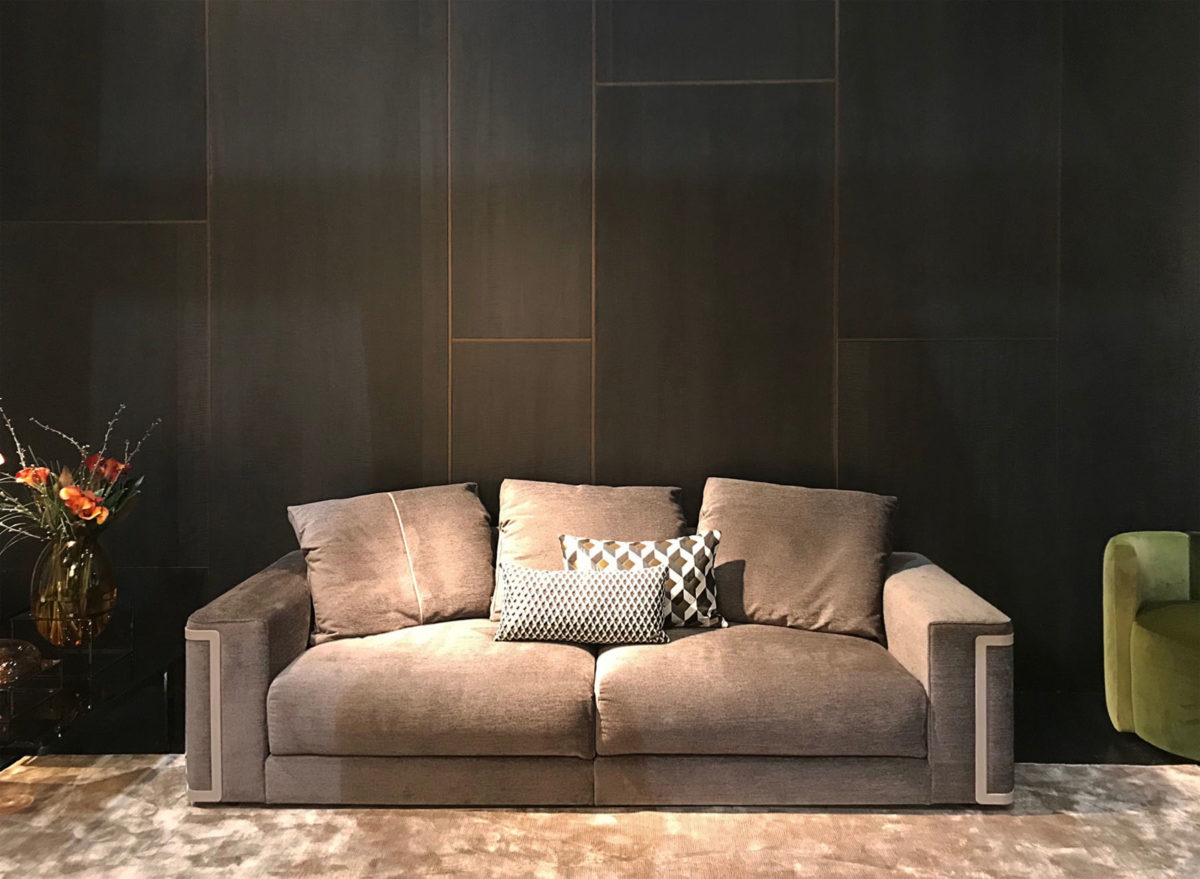 御邸 進口家具 FENDI CASA Montgomery sofa