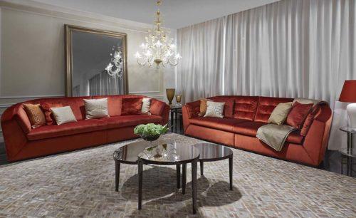 義大利家具 HERITAGE Montparnasse sofa