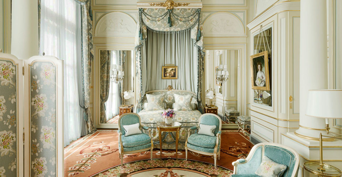 御邸 進口家具 Ritz Paris Hotel