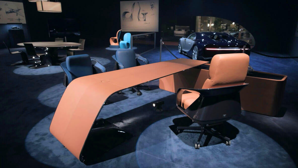 超跑家具 Bugatti Home Salone del Mobile-04