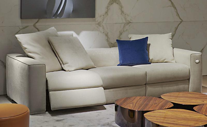 御邸 義大利家具 FENDI CASA Abbraccio sofa