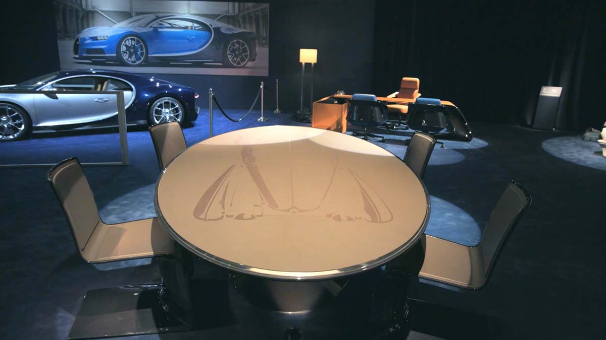 御邸歐洲進口家具 Bugatti Home dinning table