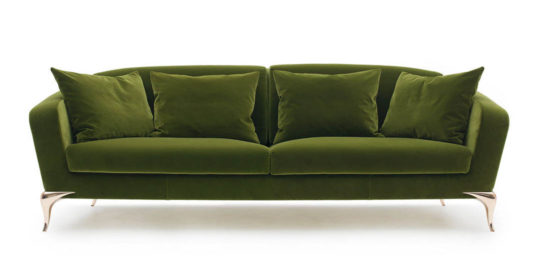 義大利進口家具 PAUL MATHIEU CARA SOFA 1