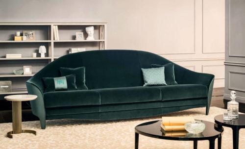御邸義大利進口家具 HERITAGE Cortes sofa