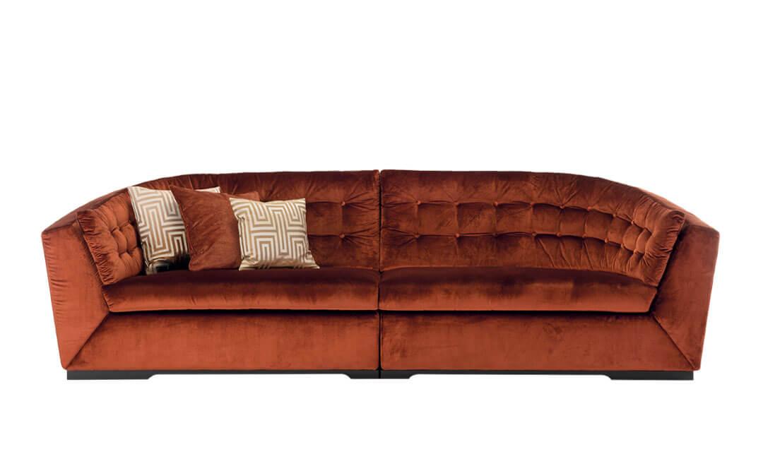 御邸義大利進口家具 HERITAGE Montparnasse sofa 2