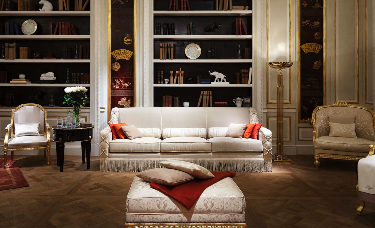 法國家具 RITZ PARIS HOME PARISIEN SOFA