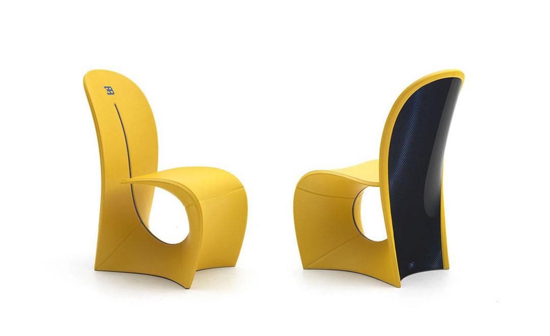 超跑家具 BUGATTI HOME Cobra chair 03