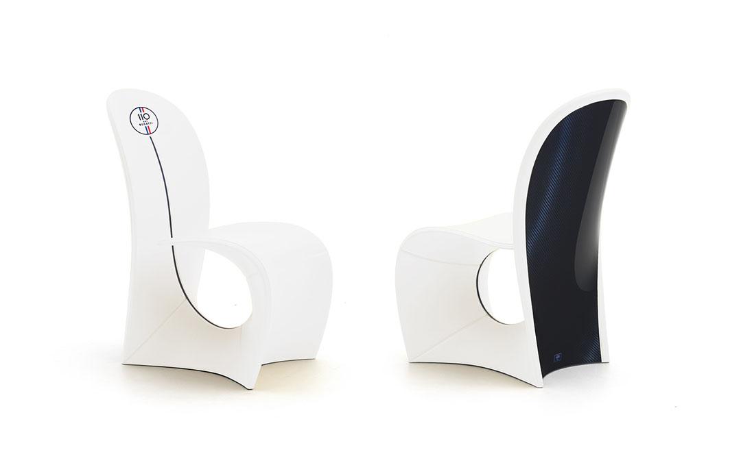 超跑家具 BUGATTI HOME Cobra chair 04