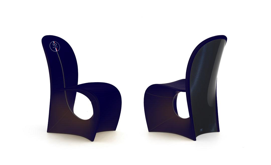超跑家具 BUGATTI HOME Cobra chair 05