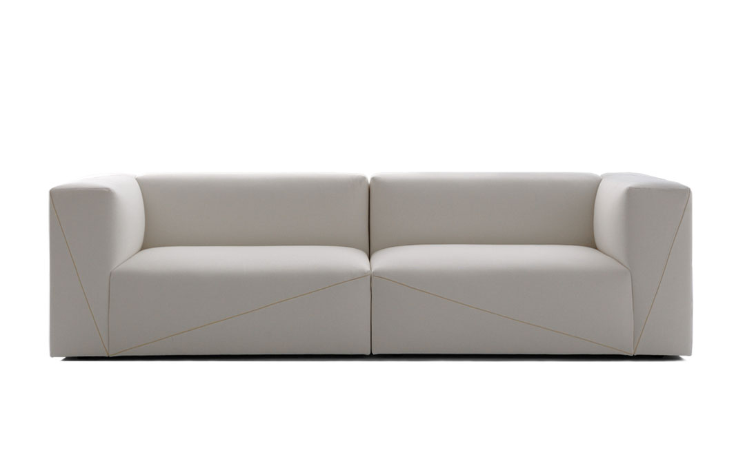 御邸進口家具 FENDI CASA Diagonal sofa-03
