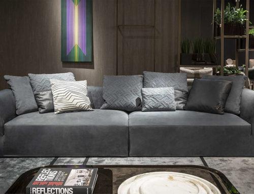 FENDI CASA 時尚、優雅-令人嚮往的沙發