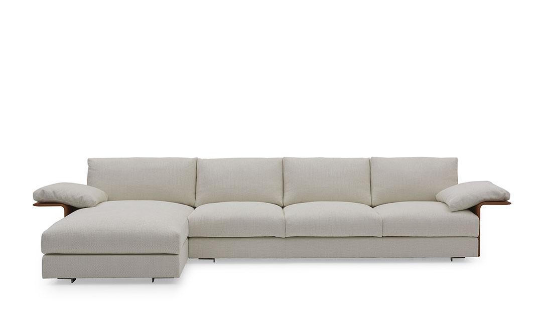 御邸進口家具 FENDI CASA Hampton sofa 04
