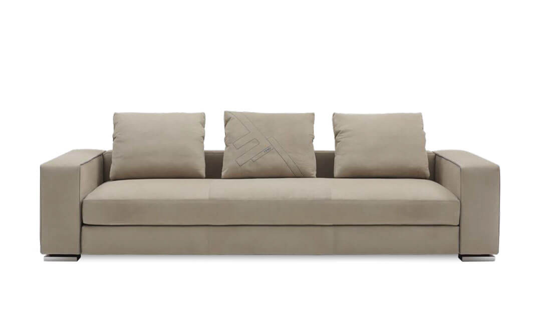御邸進口家具 FENDI CASA ONE SOFA 01