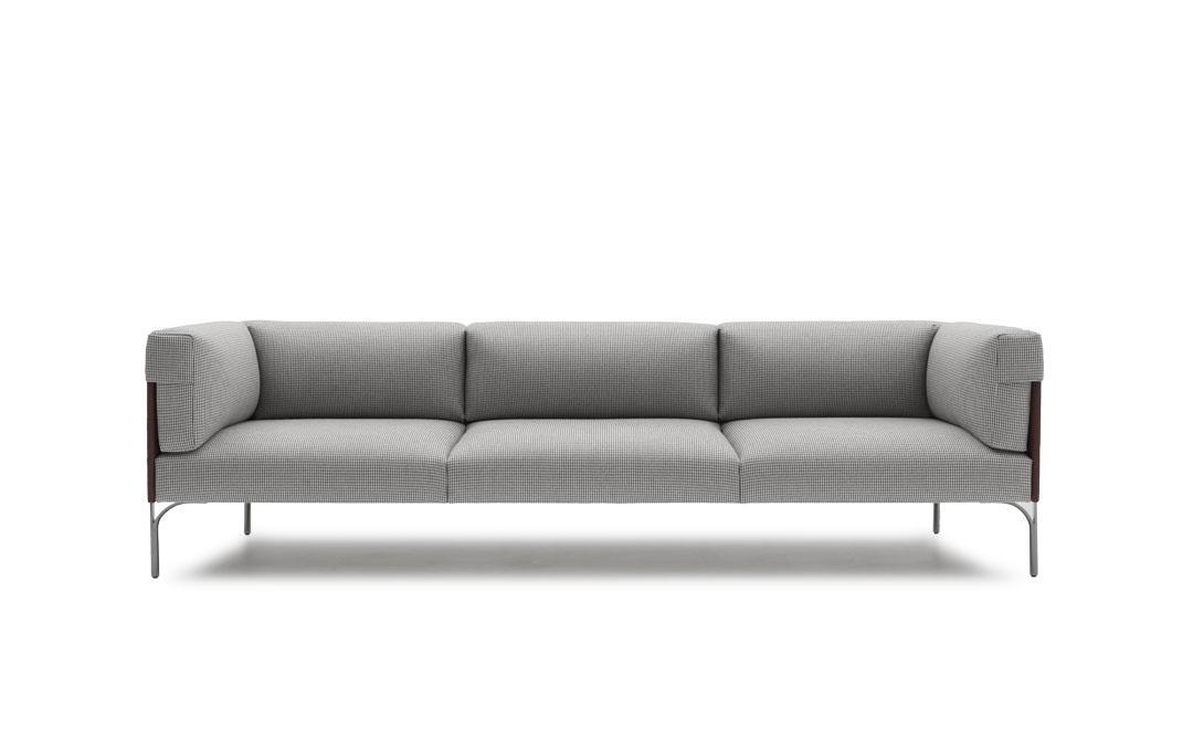御邸進口家具 FENDI CASA Palmer sofa-01
