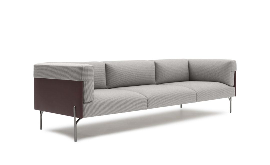 御邸進口家具 FENDI CASA Palmer sofa-02