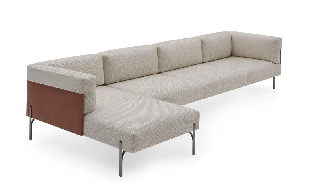 御邸進口家具 FENDI CASA Palmer sofa-04