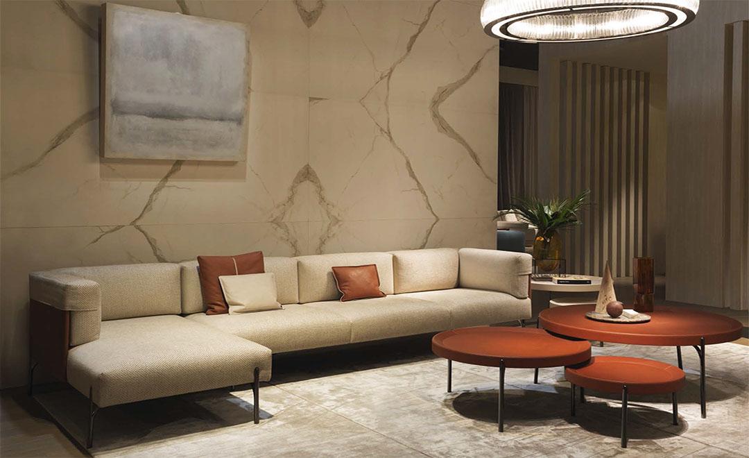 御邸進口家具 FENDI CASA Palmer sofa-05