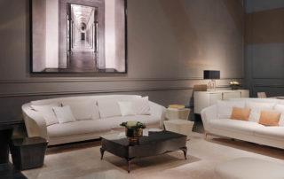 義大利進口家具 Paul mathieu Cara sofas and coffee table