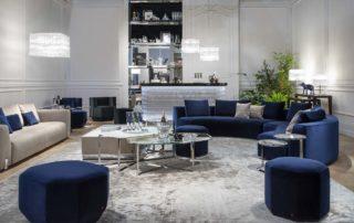 御邸進口家具 Baccarat SAPHIR sofa