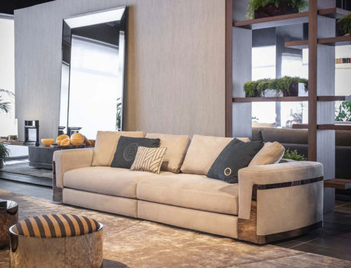 FENDI CASA的家具組合、變化、混搭