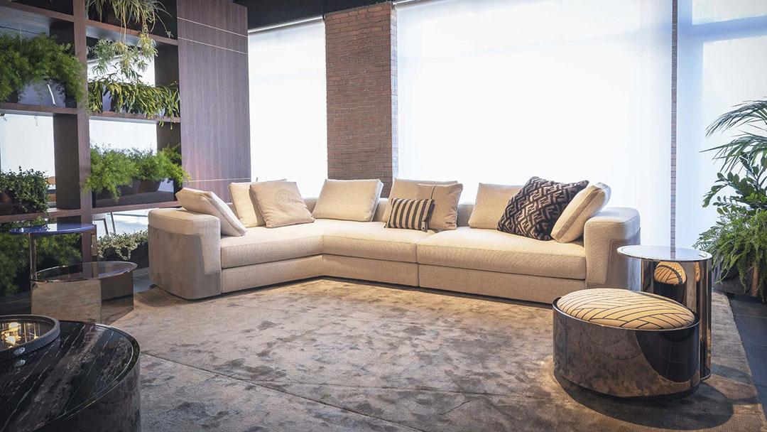 御邸家具 FENDI Casa Ray sofa 03
