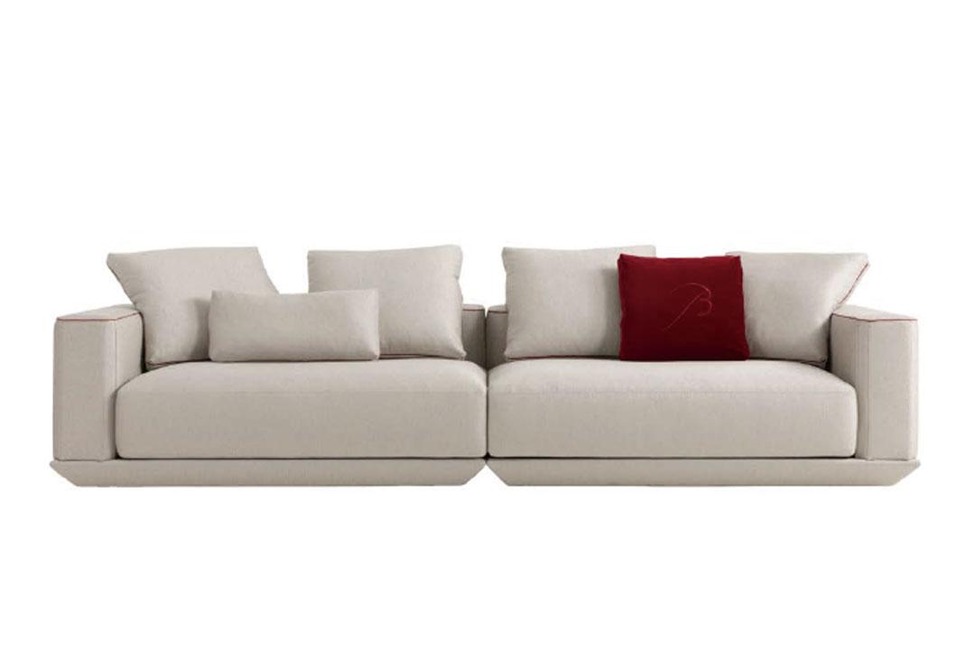 御邸進口家具 Baccarat FLORIAN sofa 01