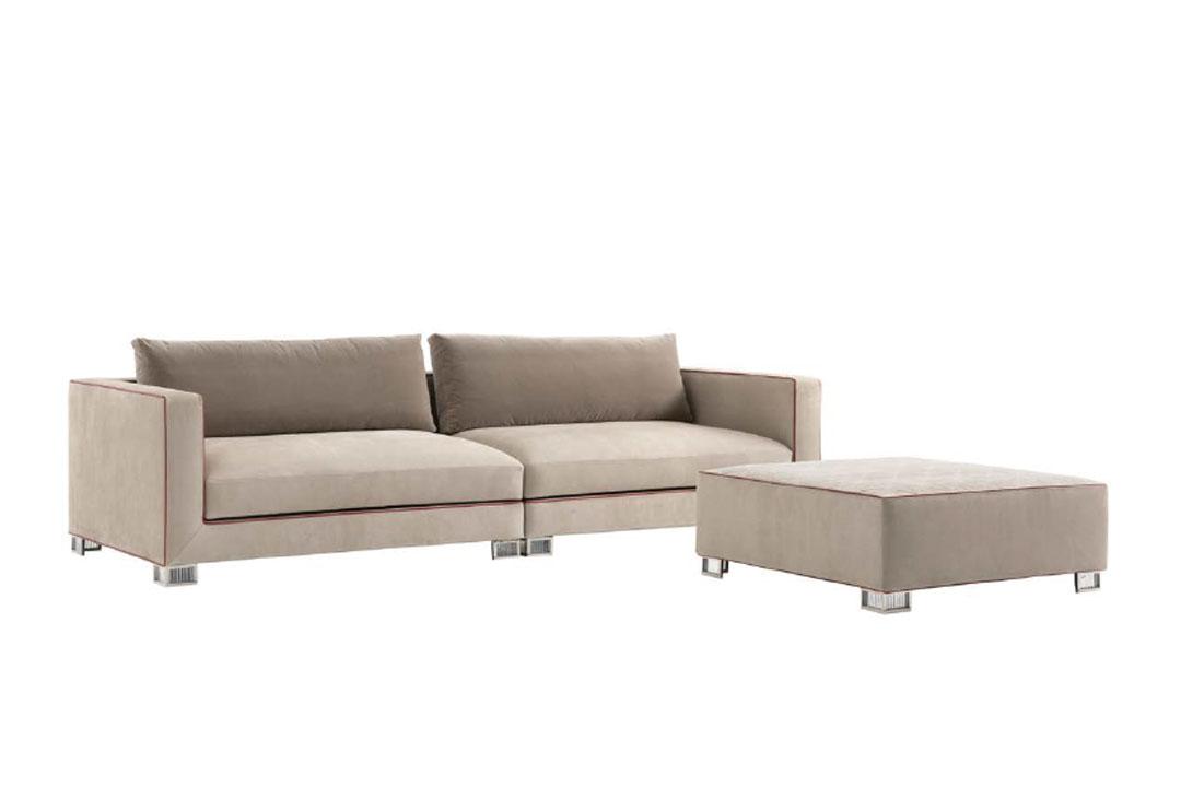御邸進口家具 Baccarat RUBAN sofa 02