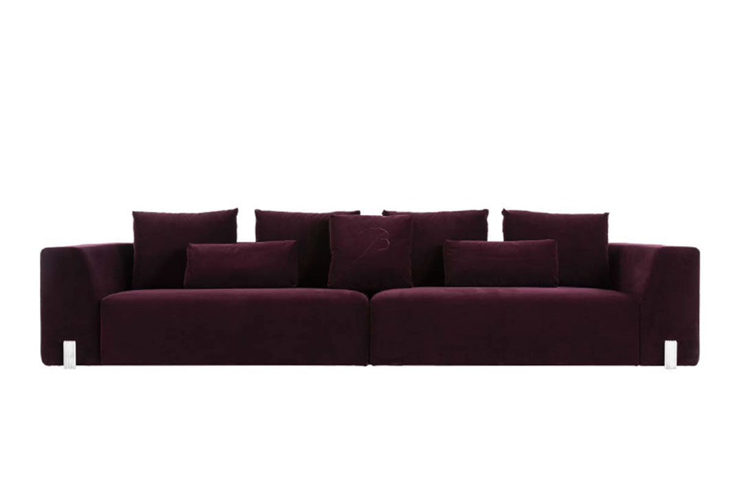 御邸進口家具 Baccarat SAPHIR sofa 01